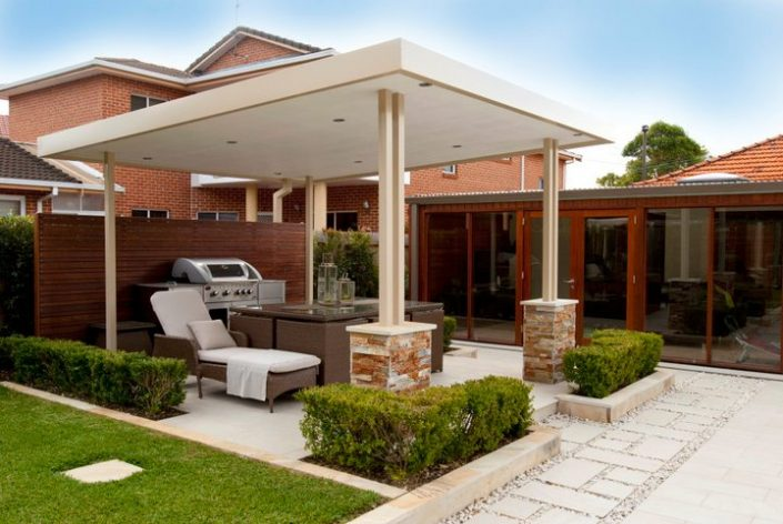 Outdoor Living Area – All Scape