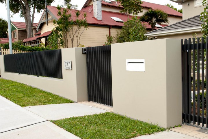 Image Result For Concrete Fence Designs Philippines